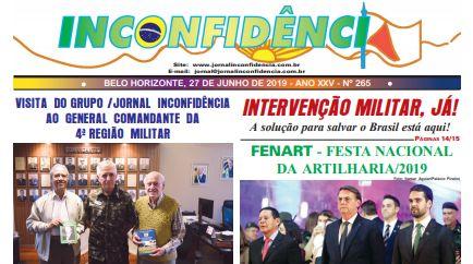 Inconfidência nº 265